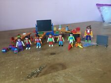 Playmobil School Classroom With Figures