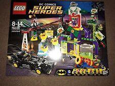 Lego DC Superheroes 76035 Jokerland Brand New Batman Retired