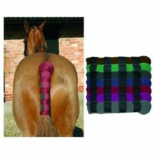 Mark Todd Padded Tail Guard | Horse Travel Protection | All Colours | Wrap | MT