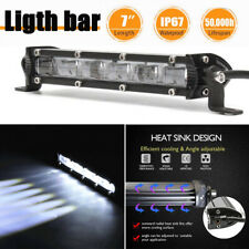 60w LED Light Bar Flood Work Driving Lamp Truck Lamp 4WD 12V 24V Waterproof