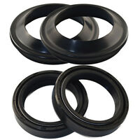 49 60 11 Oil Dust Seal Kit Front Fork For Suzuki RM125 RM250 DRZ400 DRZ400S