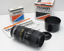 Tamron 90mm 2.5 SP Macro Manual Focus Adaptall-2 +1:1 Adapter/Canon EOS EF MINT