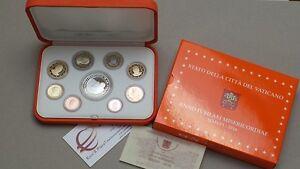 BE VATICAN 2016 Vaticano 9 pièces 23,88 euro 20 Vatikan FRANCESCO PP Fs Proof