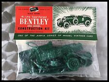 Vintage AirFix 1/32 Scale Bentley 1930 Bagged kit Type 1 Reversed Colour Header!