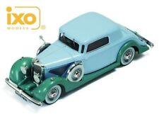 IXO Panhard Diecast Cars