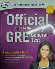 Official Guide to the GRE General Test 3rd Edition (2017)