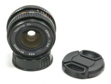 28mm f2.8 Wide-Angle Pentax PK Lens By Tokina