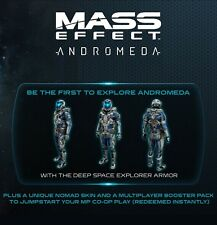 MASS EFFECT ANDROMEDA DEEP SPACE PACK DLC  [PC] Origin key