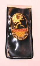 Moscow USSR CCCP 1980 Olympic games pin badge in etui #2
