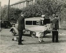 Royaume-uni, Barnet Hospital  Vintage silver print Tirage argentique  17x22