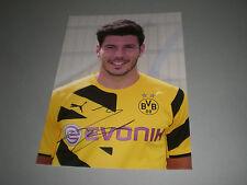 Miloš Jojić BVB  1.FC Köln signiert signed autograph Autogramm auf 20x28 Foto