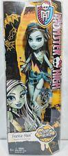 Monster High Frankie Stein Gloom Beach New in Box