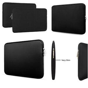 "Plain Sleeve Case Cover Bag Pouch Fits Apple MacBook Air 13/13.3""inch -2019/2020"