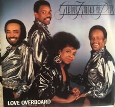 """Gladys Knight And The Pips - Love Overboard 7"""" Vinyl Record"""