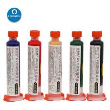 Green UV Curable Solder Mask PCB Repairing Fixing Anti Corrosion Paint 10ml
