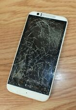 **FOR PARTS** HTC HTC0PCV1 White GSM Smart Phone With Camera *READ DETAILS*