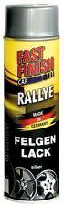Fast Finish Car Rallye Felgenlack silber, 1 Dose 500 ml, Lackspray, 292842