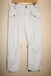 "555 TRIPLE NICKEL Mens XL 36-38""W 32""L Insulated Nylon Snow/Snowboard Pants"