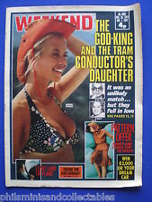 Weekend Magazine - All they Want for Christmas, Chekkie Mascall - 26th Dec 1973