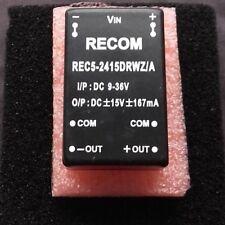 REC5ECONOLINE - DC/DC - CONVERTERRecom International Power