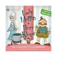 LADY MUFFIN & HERR KLOPS - 03: DAS EINGEBILDETE PRINZESSBÖHNCHEN  CD  NEU