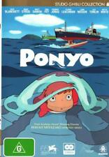 Ponyo (Studio Ghibli Collection)  - DVD - NEW Region 4