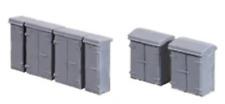 Ratio 257 N Gauge Relay Boxes Kit