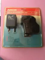 Vintage ARKOR cordless rechargeable video light SHIPS N 24H