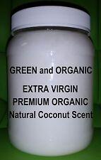 Premium 54 oz Extra Virgin COCONUT OIL Unrefined Cold Press Organic NON GMO 1.6L