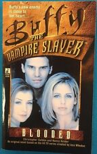 Buffy The Vampire Slayer Blooded by C Golden & N Holder (1998) Pocket Books pb