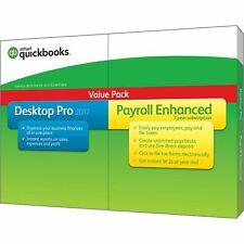Intuit QuickBooks Desktop Pro with Enhanced Payroll 2017