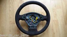 Ford PUMA/Fiesta   - steering wheel RETRIMMING SERVICE genuine alcantara