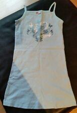 Kleid  Sommerkleid hellblau Gr. 152 wie Neu