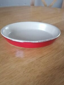 Emile Henry Small Red Dish