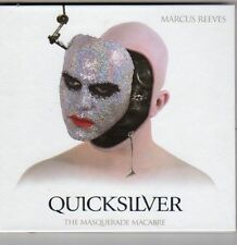 (EV285) Marcus Reeves, Quicksliver - 2013 CD