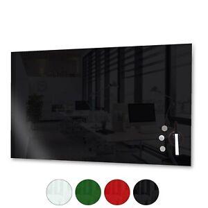 Glas Memoboard Magnettafel Glastafel Glasboard Whiteboard Wandtafel Magnet-Board