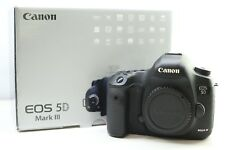 Canon EOS 5D Mark III 22.3MP Digital SLR Camera - Black (Body Only) -BB- 594