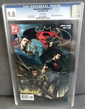 SUPERMAN / BATMAN #7 - CGC 9.8 NM/MT - PAT LEE COVER Robin & Superboy Appearance