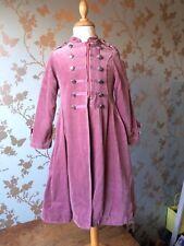 Jottum BALLARE velvet coat/manteau/Jacke/jas size 116 / 6 yrs