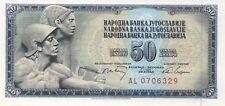 YOUGOSLAVIE/P083c // Billet de 50 DINARA-1/5/1968