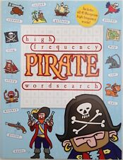 Wordsearch Puzzle Book - Pirate themed words