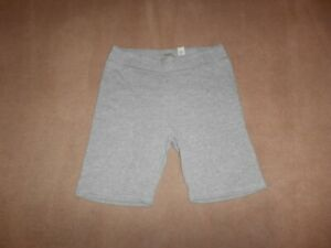 GIRLS JUSTICE GRAY BIKER SHORTS, SIZE 10, STILL HAVE TAGS
