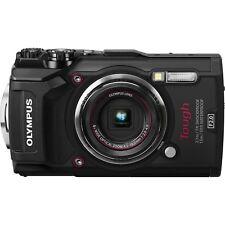 Olympus Tough TG-5 12.0MP Digital Camera, Black