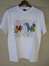 Vintage Limited Stussy X Ghost Tee Shirt Supreme Gonz M Medium