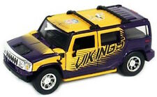 NFL H2 Hummer Minnesota Vikings 1:43 scale-Limited Ed-#'d - NEW in BOX