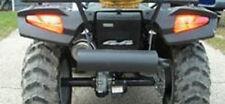 TRX500 Fourtrax Silent Rider ATV Quiet Exhaust 2012 2013 Honda Benz Game BT12R