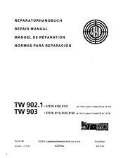 STEYR TW902.1 TW903 GETRIEBE SERVICE REPARATURHANBUCH WERKSTATTHANDBUCH