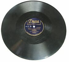 Ethel Smith 78 RPM Record - Three Little Words - Decca 24750