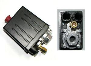 Druckschalter Scheppach - HC100DC HC53DC HC52DC - Kompressor Druckluftkompressor