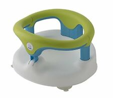 Rotho Babydesign Aquamarine Baby Bath Seat (White/Apple Greeen)